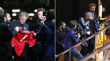 Jose Mourinho fena faka bastı
