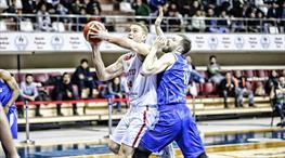 Gaziantep Basketbol moral buldu