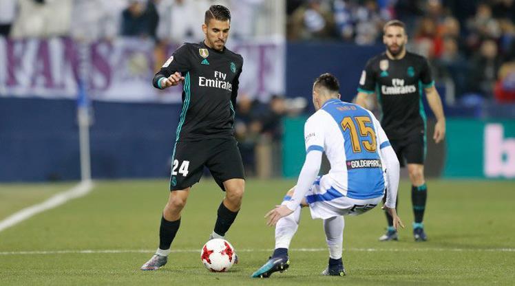 Real Madrid kabustan uyandı (ÖZET)
