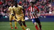 Atletico Madrid kayıplarda (ÖZET)