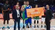Yetenek şampiyonu Yiğit Arslan