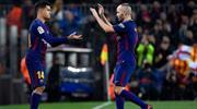 Coutinho sahne aldı, Barça tur biletini kaptı (ÖZET)
