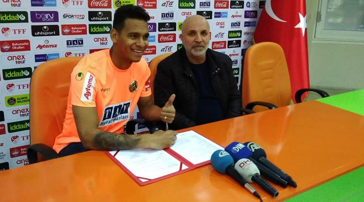 Benfica'dan Alanayaspor'a transfer
