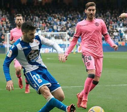 Emre'siz Deportivo kaçamadı (ÖZET)