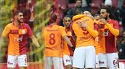 İşte Galatasaray - Osmanlıspor maçının özeti