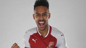 Aubameyang Arsenal'de