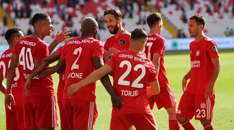 Sivasspor'un hasreti sona erdi