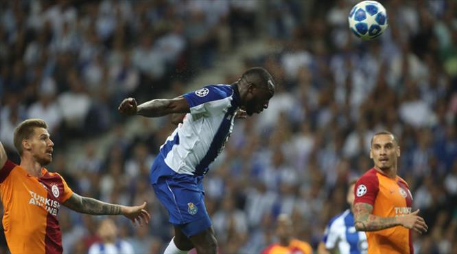 İşte Porto'ya galibiyeti getiren gol