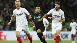 Krasnodar muhteşem golle güldü!