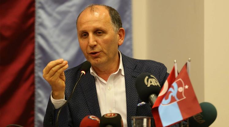 Trabzonspor'dan Usta'ya suç duyurusu!
