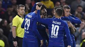 Chelsea'yi Morata kurtardı!