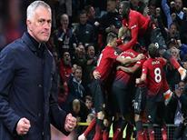 ManU imkansızı başardı, Mourinho nefes aldı! (ÖZET)