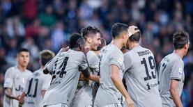 Juventus şov sürüyor! (ÖZET)