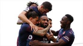 Arsenal coştu bir kere (ÖZET)