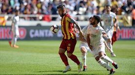 E.Yeni Malatyaspor - D.Grup Sivasspor: 4-4 (ÖZET)