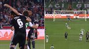 Konya'da bir penaltı kararı daha