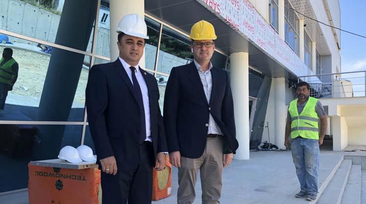 """""""37 stadyum projesinden 18'ini tamamladık"""""""