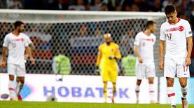 Play off hayallerimiz Rusya'da suya düştü!