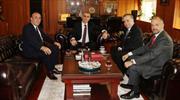 Cengiz'den Başsavcı Fidan'a ziyaret