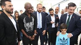 Diyarbakır Gençlik Festivali'ne yoğun ilgi