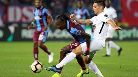 İşte Trabzonspor - BŞB Erzurumspor maçının özeti