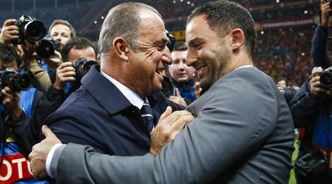 """Schalke'nin patronundan Terim'e: """"İmparator"""""""
