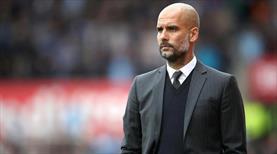 Guardiola'dan mültecilere destek