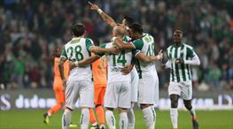 İşte Bursaspor - Aytemiz Alanyaspor maçının özeti