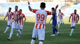 Adanaspor zorlanmadı: 4-0 (ÖZET)
