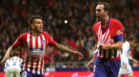 Atletico Madrid El Clasico'yu rahat izleyecek (ÖZET)