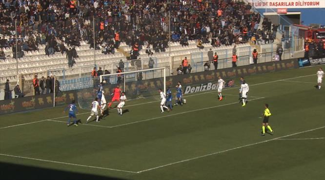 Erzurum'da perdeyi Lokman açtı!