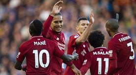 Yıldızlar Liverpool'u coşturdu (ÖZET)