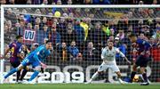 El Clasico'da ilk gol Coutinho'dan!