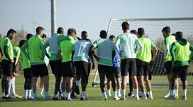Konya'da Sivasspor hazırlıkları
