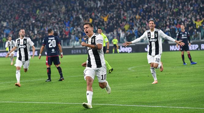 Juventus'un kaybetmeye niyeti yok! (ÖZET)