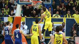 Derbide Fenerbahçe uzatmada kazandı!