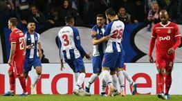 Porto seriye bağladı! (ÖZET)