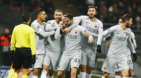 Çakır'ın maçında gülen Cengizli Roma (ÖZET)