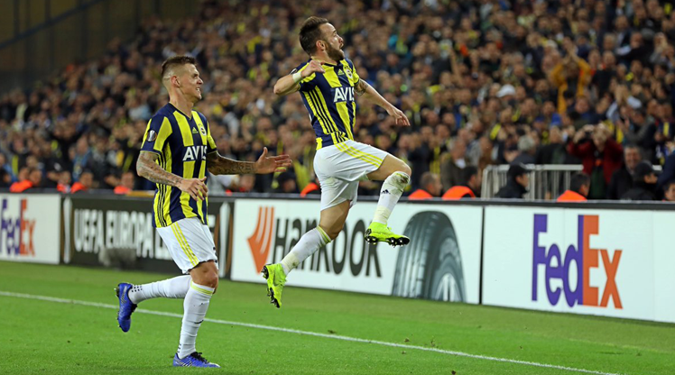 """Avrupa Ligi'ne damga vurdu: """"Fenerbahçe Kahramanı"""""""