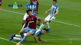 Huddersfield kaçtı West Ham yakaladı! (ÖZET)