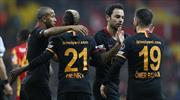 İşte Kayserispor - Galatasaray maçının özeti
