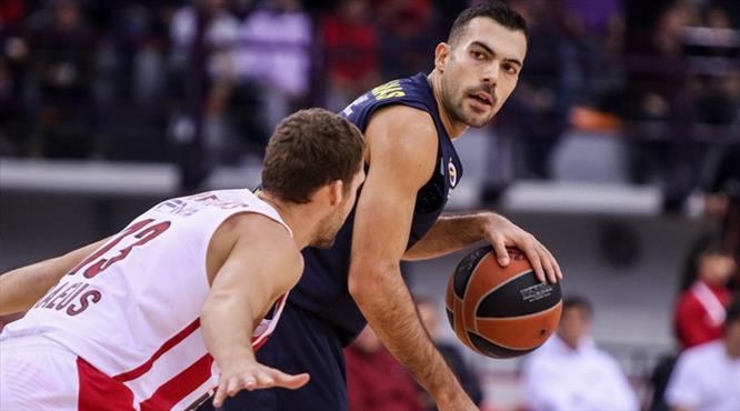 Fenerbahçe'yi Yunanistan'dan Sloukas çıkardı! (ÖZET)