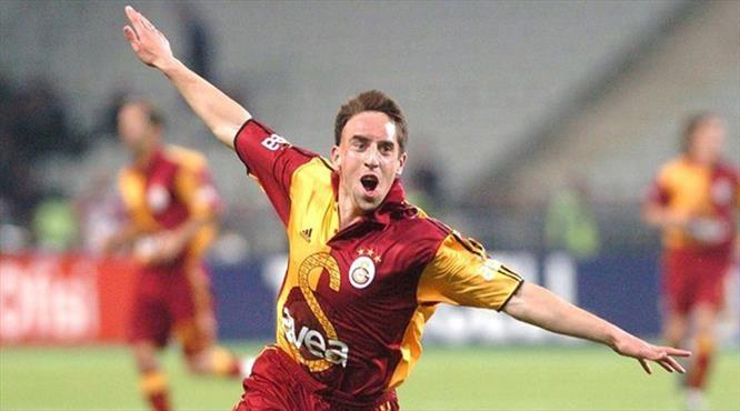 Galatasaray'da Ribery davası sona erdi