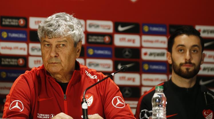 Lucescu'dan ayrılık açıklaması