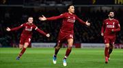 Liverpool yıldızlarıyla güldü! (ÖZET)
