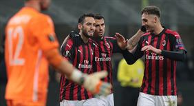 Hakan attı, Milan şov yaptı!
