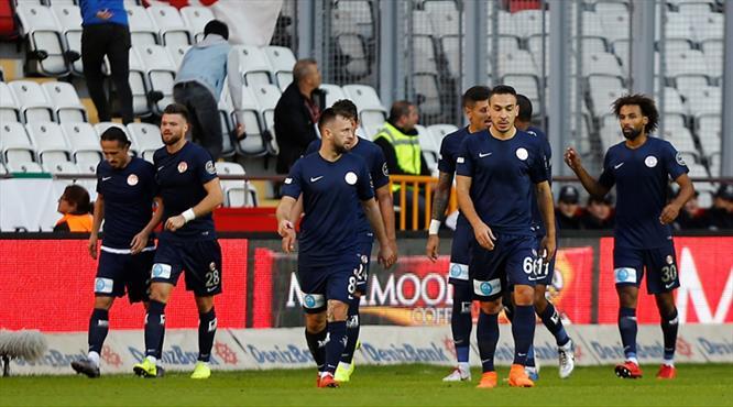 Antalyaspor - Göztepe: 1-0 (ÖZET)