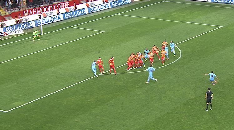 Trabzon'un bitmeyen şanssızlığı! Bu kez Sosa!