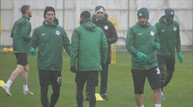 Konya'da Trabzon hazırlıkları