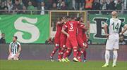Bursaspor - Antalyaspor: 0-2 (ÖZET)